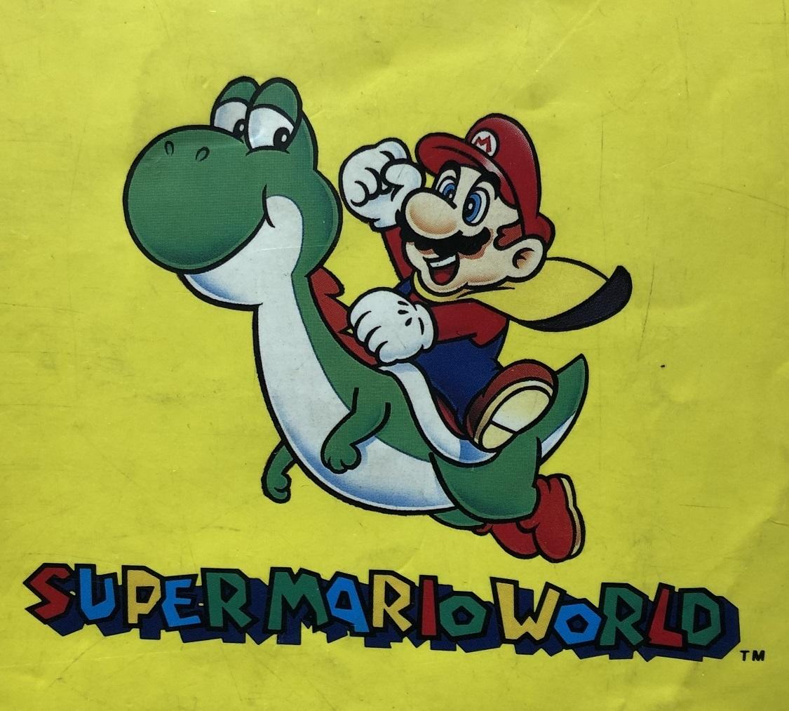 スーパー マリオ ワールド 迷い の 森